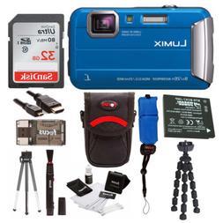 Panasonic DMC-TS30K LUMIX Digital Camera  with 16GB Accessor