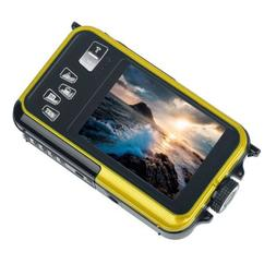Double Screen Underwater Camera Waterproof Sports Diving Dig