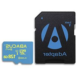 Abacus24-7 128GB microSD Memory Card  for Nokia 8 Sirocco, 7