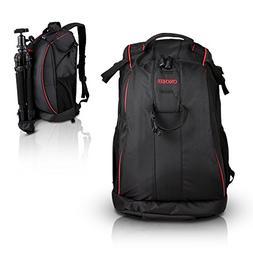 DSLR Camera Backpack, COOCHEER Waterproof Backpack for Camer