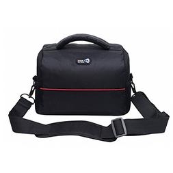 DSLR Camera Bag Case with Deluxe Padded Protection,Accessory