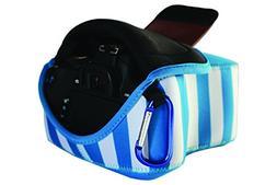DSLR Neoprene Camera Case by Explore-All | Waterproof, Light