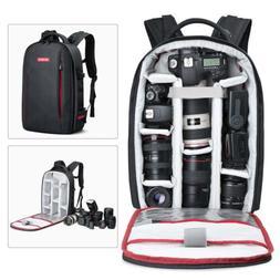 Beschoi DSLR SLR Camera Backpack Bag Case Waterproof for Can
