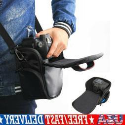 DSLR SLR Camera Shoulder Bag Case Waterproof Shockproof for