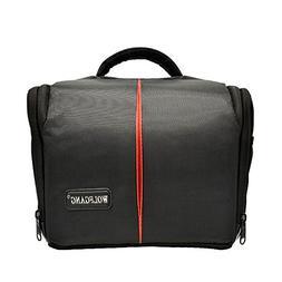 DSLR SLR Camera Case Waterproof Shoulder Bag with Rain Cover