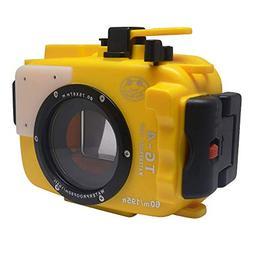 Mcoplus DSLR Underwater Universal Waterproof Housing case Wa