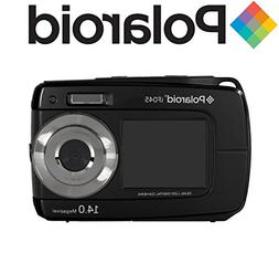 Polaroid Dual Screen Waterproof Digital Camera with 2.7-Inch