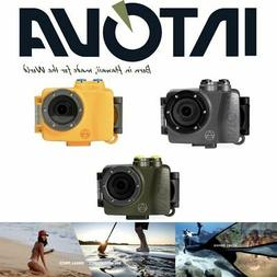 INTOVA DUB HIGH QUALITY WATERPROOF SPORT ACTION CAMERA