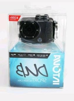 Intova DUB Waterproof Hi-Res 8MP/1080p Photo and Video Actio