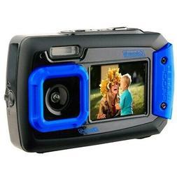 Coleman Duo2 20 MP Waterproof Digital Camera and Dual Screen
