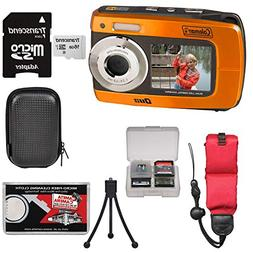 Coleman Duo2 2V8WP Dual Screen Shock & Waterproof Digital Ca