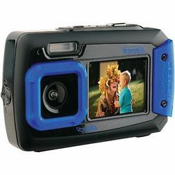 COLEMAN Duo2 2V9WP 20.0 MP Dual-Screen Waterproof Digital Ca