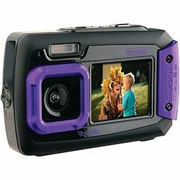 Coleman Duo2 2V9WP-P 20 MP Waterproof Digital Camera with Du