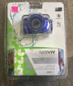 Vivitar DVR 781 HD Action Camera with case waterproof for bi