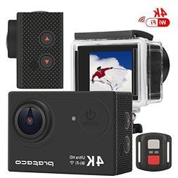 Prefeco Eagle 4 Action Camera 4K WiFi Ultra HD Waterproof Sp