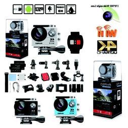 Akaso EK7000 WiFi FHD 4K Waterproof Sports Action Camera DV
