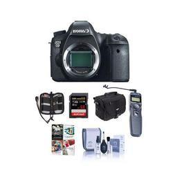 Canon EOS-6D Digital SLR Camera Body, 20.2 Megapixel - Bundl