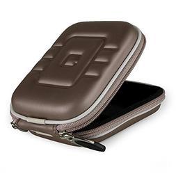 EVA Compact Camera Case Bag Pouch Purse, Protective Hard EVA