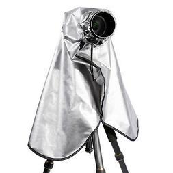 Neewer Extra-Long Waterproof Camera Rain Coat Rain Cover for