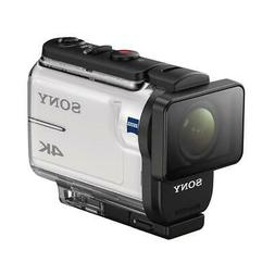 Sony FDR-X3000 4K Action Camera, with Balanced Optical Stead