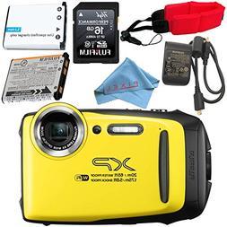 Fujifilm FinePix XP130 Digital Camera  #600019828 + Camera F