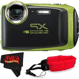 Fujifilm FinePix XP130 Digital Camera  + Floating Strap + Fi