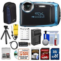 Fujifilm FinePix XP130 Shock & Waterproof Wi-Fi Digital Came