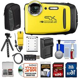 Fujifilm FinePix XP130 Shock & Waterproof Wi-Fi Digital Came
