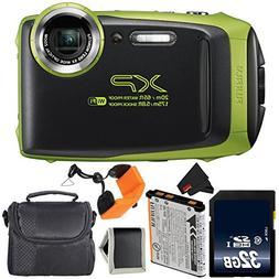 Fujifilm FinePix XP130 Waterproof Digital Camera 2018 Versio