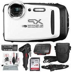 Fujifilm FinePix XP130 Waterproof & Shockproof Wi-Fi Digital
