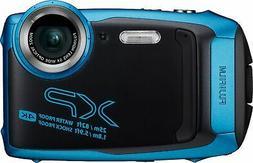 Fujifilm - FinePix XP140 16.4-Megapixel Waterproof Digital C