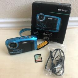 Fujifilm FinePix XP140 16.4MP Compact Waterproof Digital Cam