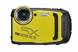 FujiFilm FinePix XP140 Waterproof Digital Camera Yellow