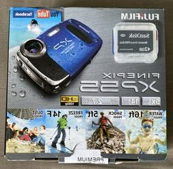 Fujifilm FinePix XP55 14MP Digital Camera | Blue