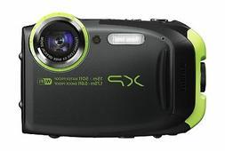 finepix xp80 waterproof digital camera with 2