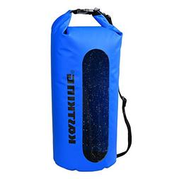 KastKing Floating Waterproof Dry Bag 10L/20L/30L, Roll Top S