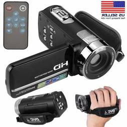 FULL HD 1080P 24MP LCD 16X ZOOM Night Vision Digital Video D