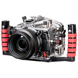 GH3, GH4 DSLR Underwater Waterproof Camera Housing by Ikelit
