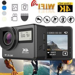 Go Pro Full HD Action Camera Sport Camcorder Waterproof DVR
