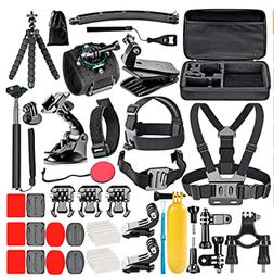 GOPRO ACCESSORIES KIT Hero 7 6 5 4 Outdoor Sports Action Cam
