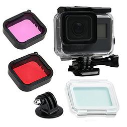 Accessories Gopro Hero  / 6/5 Underwater Waterproof Dive Pro