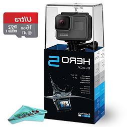 GoPro HERO5 4K video Action Waterproof Camera, WiFi & Blueto
