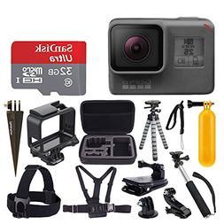 GoPro HERO5 Black Sports Action Video Camera - Waterproof to