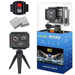 EKEN H5s Plus Ultra HD Action Camera 4K+ 12MP with EIS 100ft