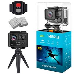 EKEN H6s Ultra HD Action Camera 4K+ 14MP with EIS 100ft Unde