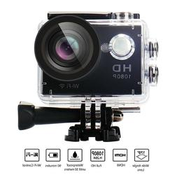 Yuntab HD 1080P 30fps 12 MP Sport Mini DV Action Camera WiFi