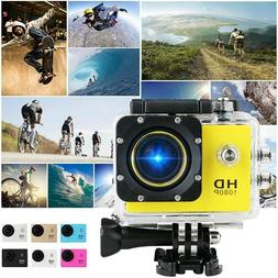 HD 1080P Action/Sport/Waterproof/Go Pro Wifi Camera Recorder