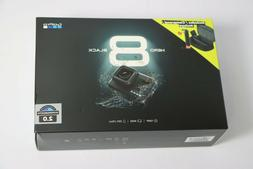GoPro HERO 8 Black 4K Action Camera Bundle 2x Battery Pack H