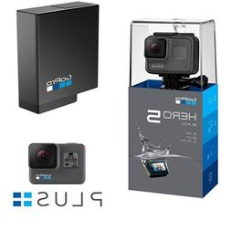 GoPro HERO5 Black with Rechargeable Battery & GoPro Plus