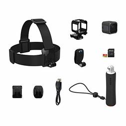 GoPro HERO5 Session Action Camera  Bundle with 16GB MicroSD